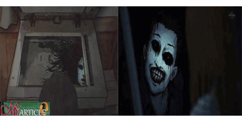 Animated-Film Horror