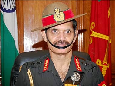 Indian Army Chief Gen Dalbir Singh Suhag to get honorary title from Nepal