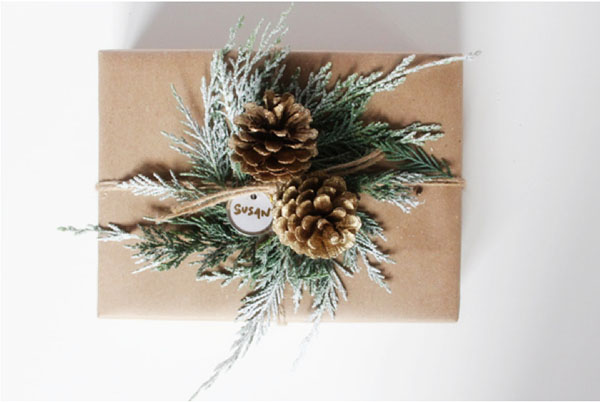 diy-corona-abeto-NAVIDAD-envoltorio-regalo-navidad