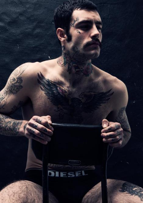Josh Coleman by Darren Black