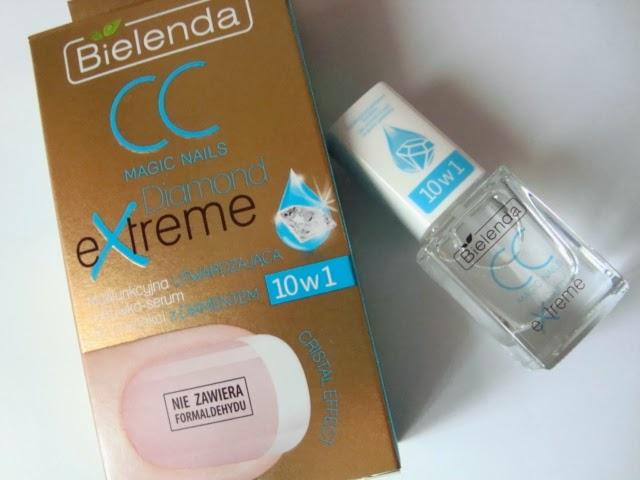 BIELENDA CC MAGIC NAILS 10w1 Odżywki do paznokci