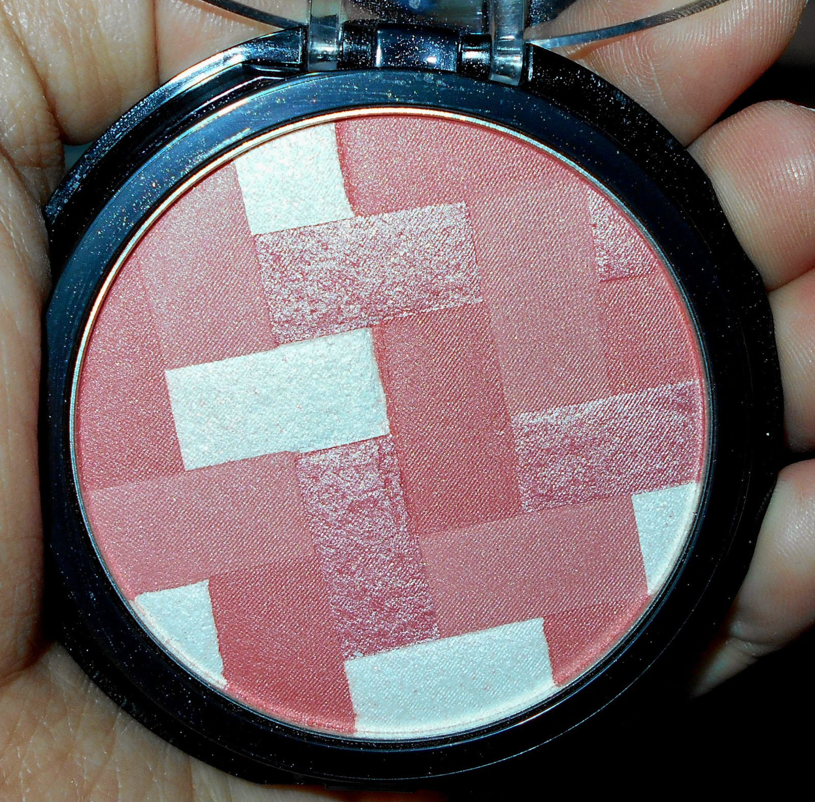 Maybelline Master Hi-Light Blushes in Pink Rose