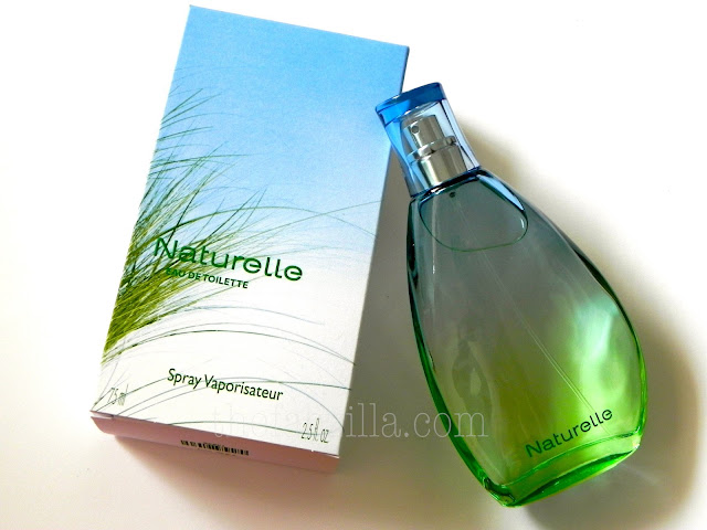 a naturelle fragrance i got for free and going au naturel thefabzilla