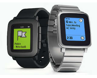 Harga Pebble Smartwatch, Jam Tangan Pintar Murah