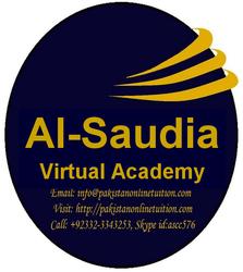 Online Tuition Tutor Academy Saudi Arabia