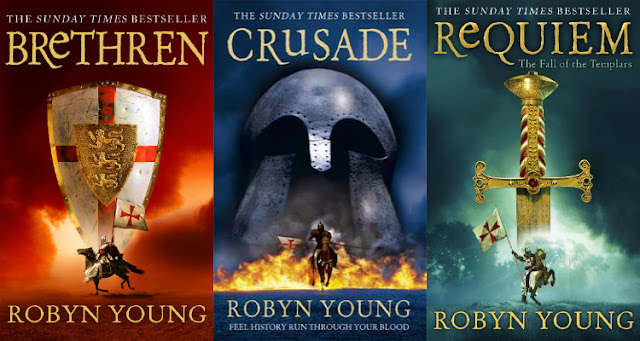 Brethren Trilogy by Robyn Young