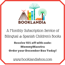 Give the gift of bilingual reading!