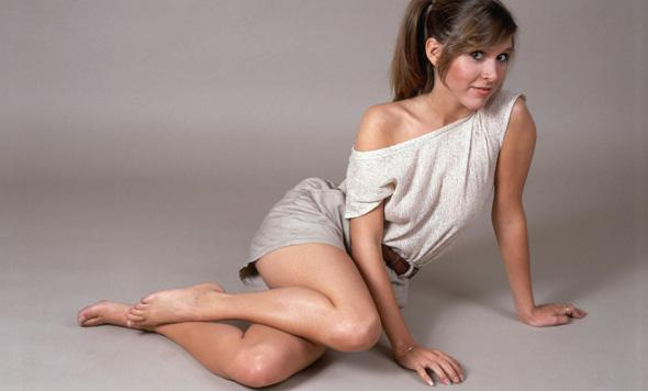 carrie fisher porno