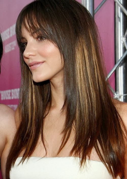 New Hairstyles For Long Thick Hair : Best haircut for long thick hair the method to look