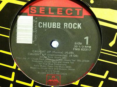 Chubb Rock – Caught Up (VLS) (1988) (320 kbps)