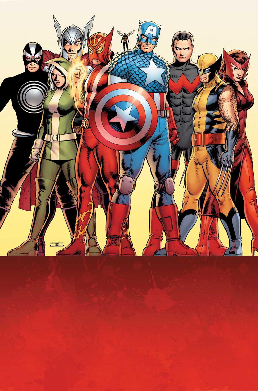 Uncanny x men all new marvel now uncanny avengers 2012 present - Heros avengers ...