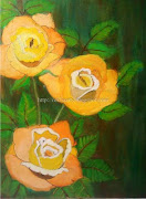 New Work ,Acrylic paintings on canvas board Board Size 14*18 Inchs