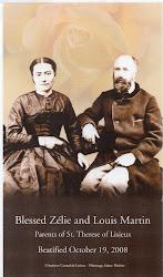 Blaženi supružnici, roditelji sv. Male Terezije