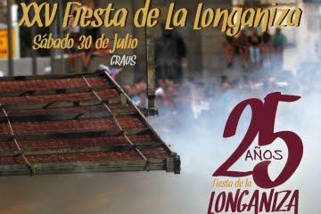 XXV FIESTA DE LA LONGANIZA DE GRAUS