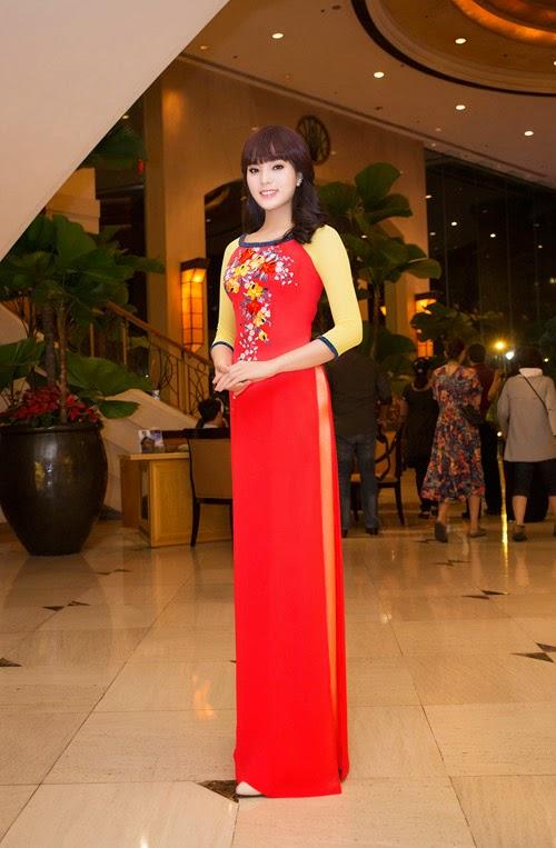 Hoa hậu Kỳ Duyên với phong cách mới