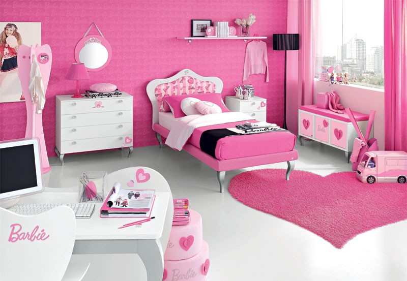 Cute Designs For Girls Room Pink Teens