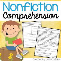https://www.teacherspayteachers.com/Product/Reading-Comprehension-622715