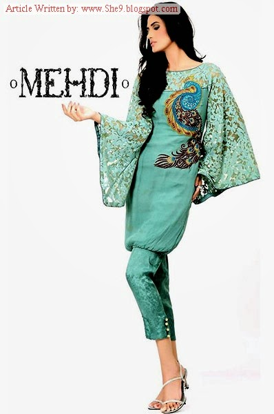 Pakistani Eid Pret Collection 2014-2015 Catalog