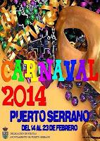 Carnaval de Puerto Serrano 2014