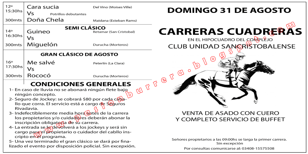 san cristobal - 31 - programa 1