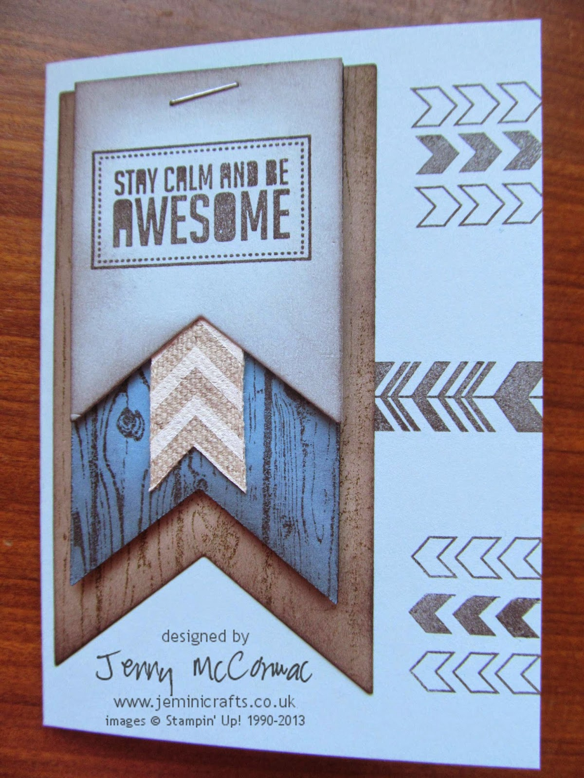 Show and Tell Stamp Set www.jeminicrafts.co.uk
