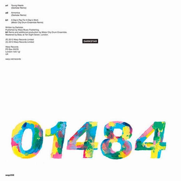 Darkstar - EP 01484