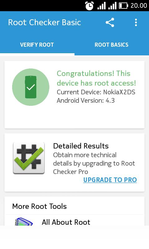 cara root nokia x2 android ds setelah kemarin saya membahas cara ...