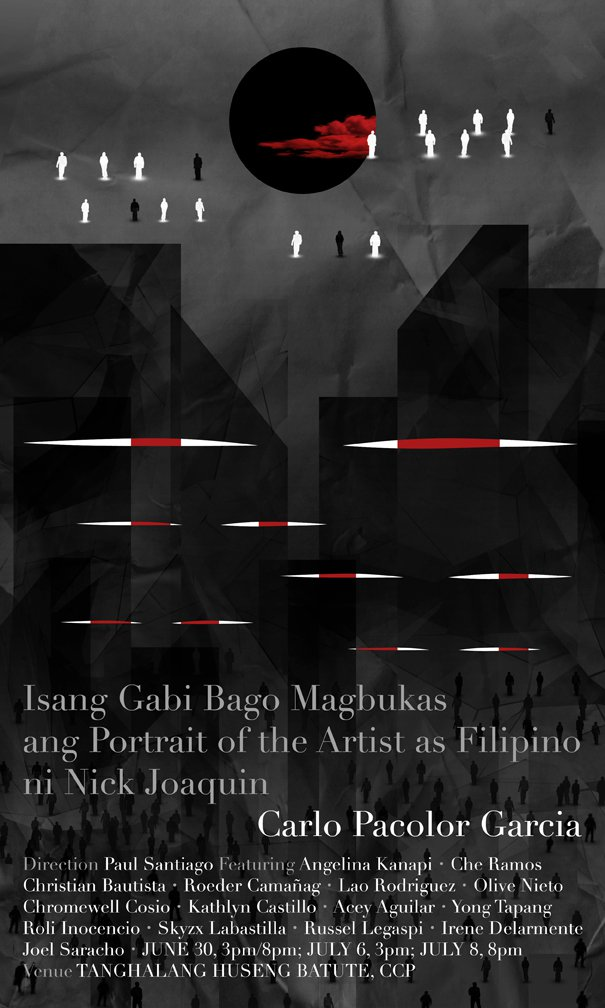the portrait of an artist by nick joaquin
