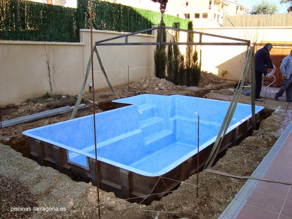 Arquitectura de casas distintos tipos de piscinas - Como se hace una piscina ...