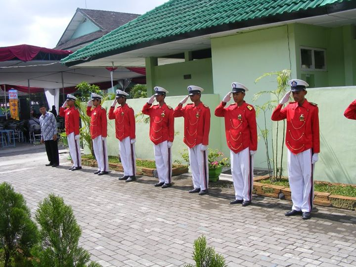 Profil Dewan Tonti SMA N 3 Bantul