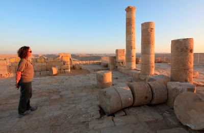 Ancient site restored after modern vandalism