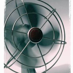 ventilateur en marche