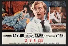 X, Y & Zee  (1972)
