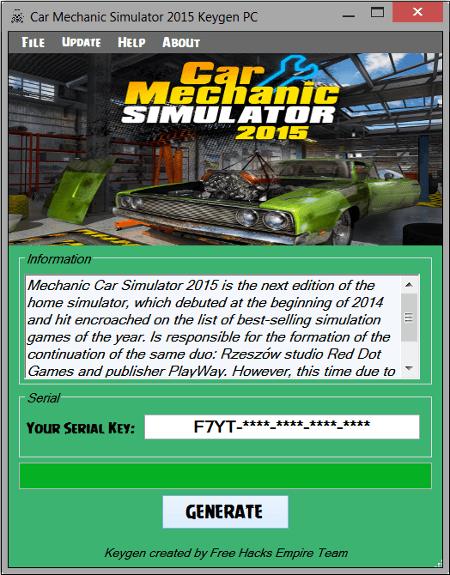 кар механик симулятор описание категории: