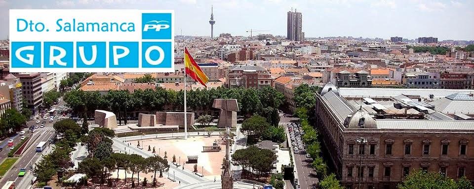 Grupo Municipal Popular del Distrito de Salamanca