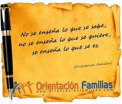 Blog: Educando en familia