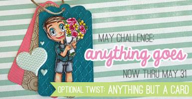 Some Odd Girl MAY Challenge