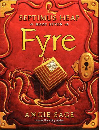 Septimus Heap: Fyre by Angie Sage
