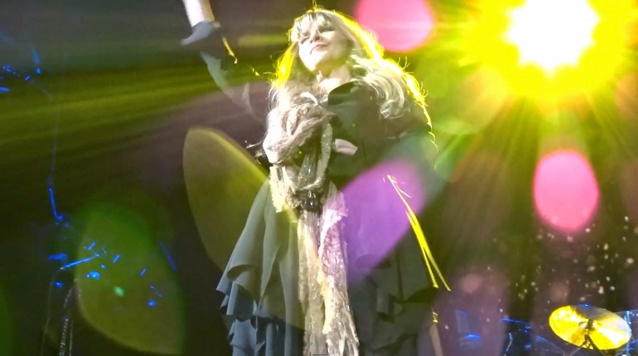 Fleetwood mac news april 2015 a few songs into fleetwood macs concert at the mgm grand garden arena on saturday singer stevie nicks noted that it was the 78th show on the bands hexwebz Images