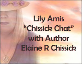 Lily Amis interviewed by British Author Elaine R Chissick