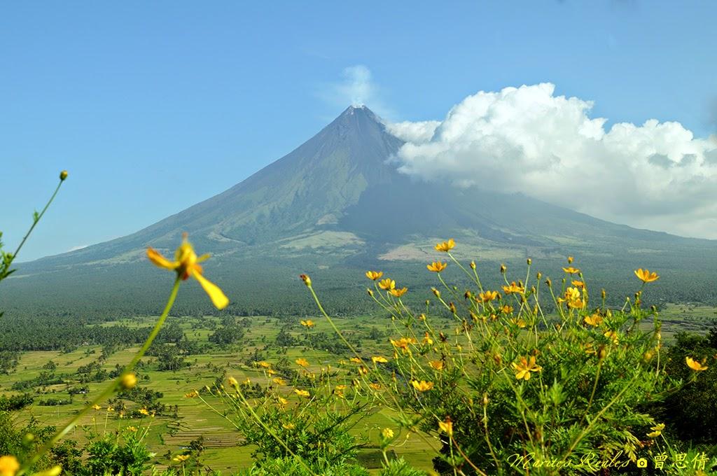 Mayon Volcano, Albay, Bicol