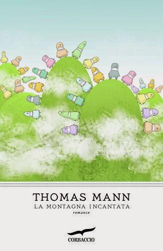 La montagna incantata di Thoma Mann, Edizioni Corbaccio