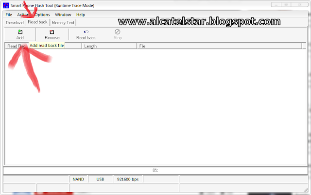 backing up alcatel star idol mtk