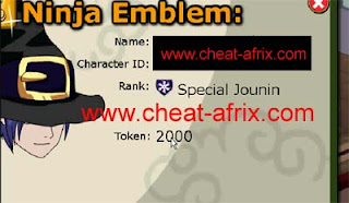 Cheat Token 2012
