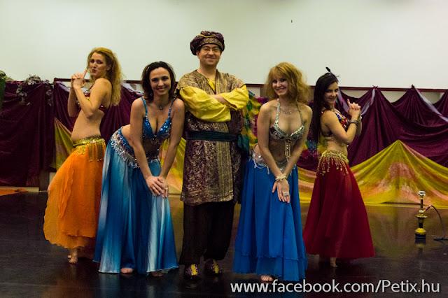Shisha party a 2012-es gálán