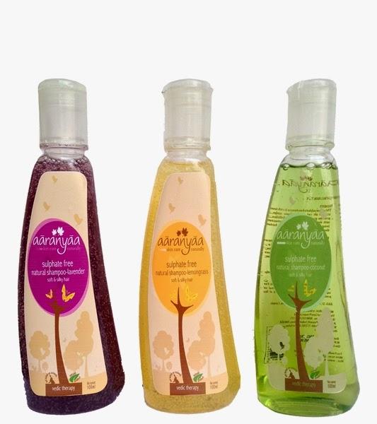 aaranya shampoo