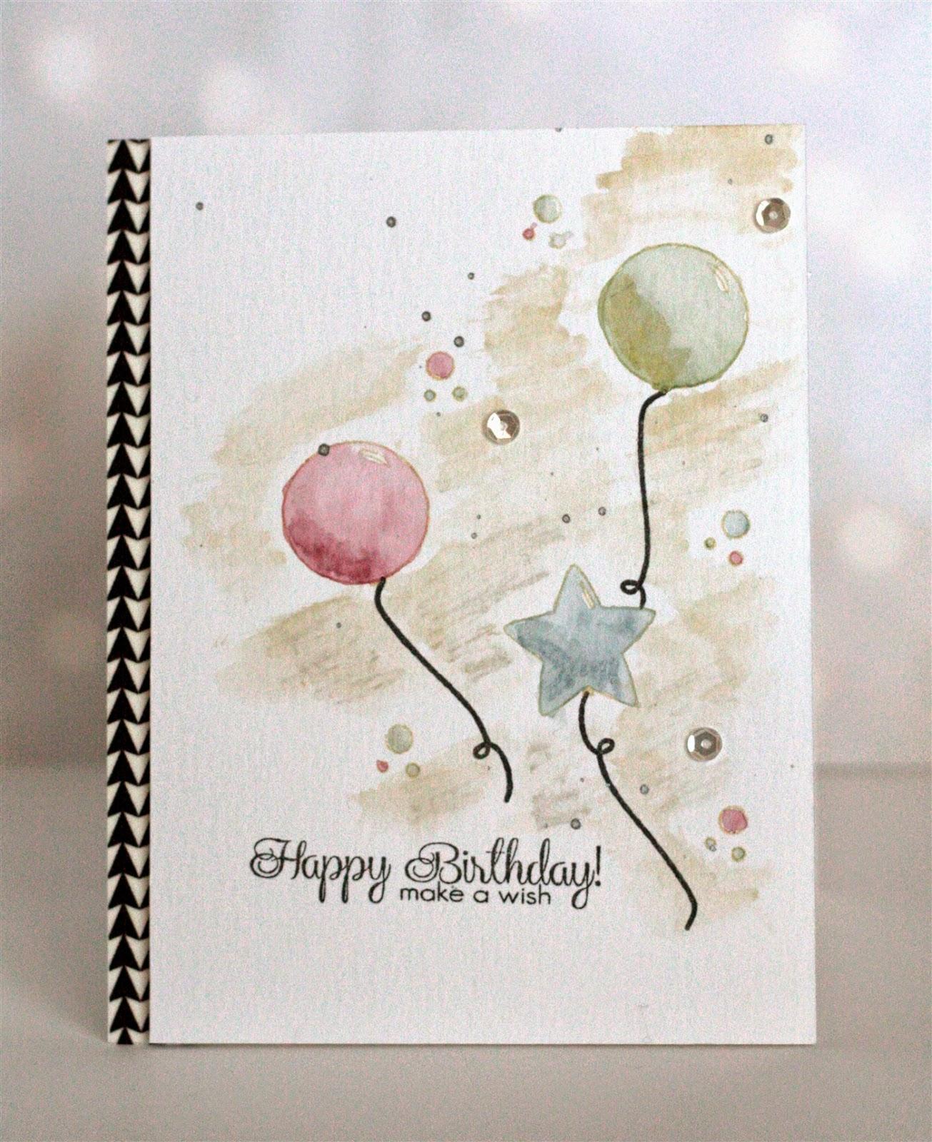 Lisas Creative Niche Vs Sweet Ideas Watercolor Challenge