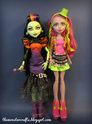 Casta Fierce and Marisol Coxi
