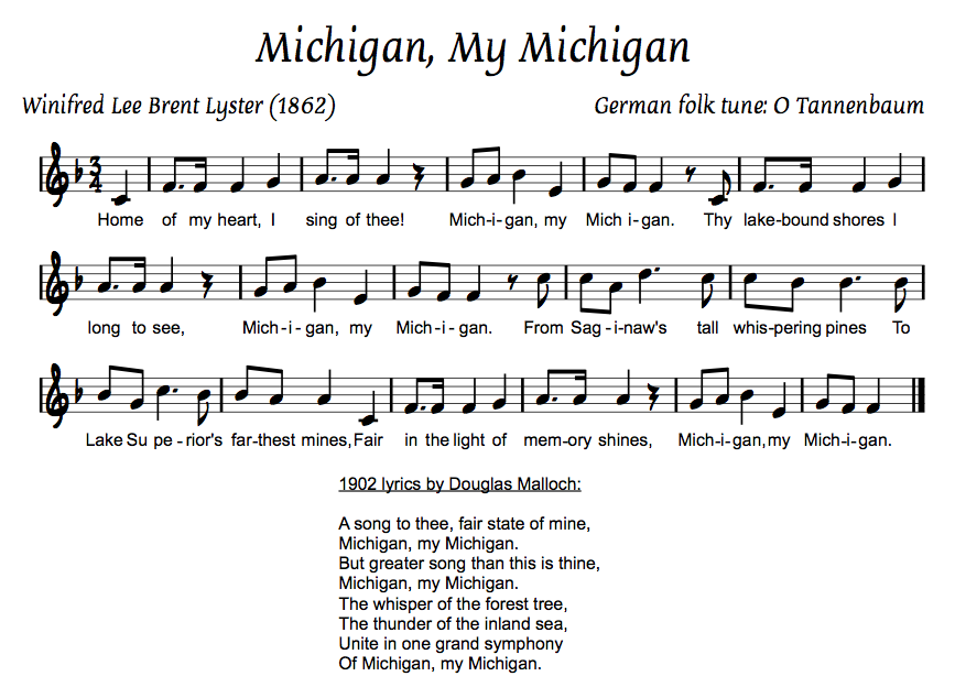 Free download pictures of michigan fight song mp3