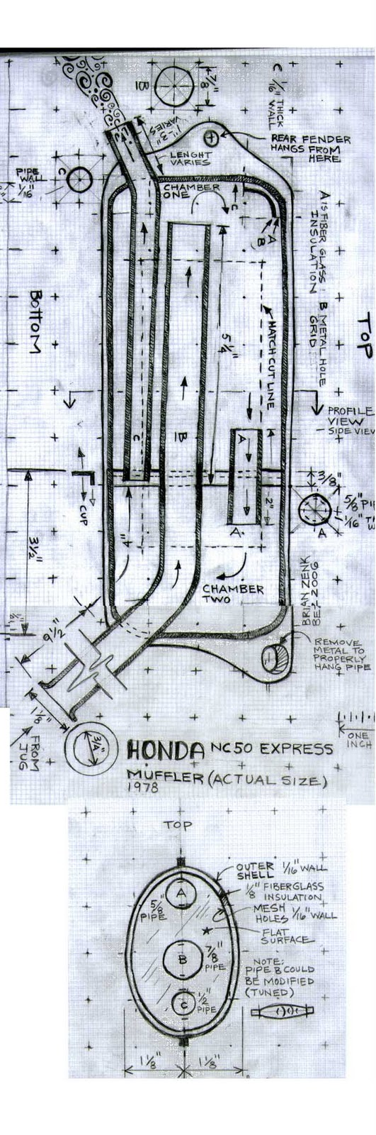 WRG-5461] 1982 Honda Express Nc50 Wiring Diagram on
